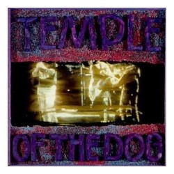 Temple Of The Dog ( Eddie Vedder - Pearl Jam ) - Temple Of The Dog - LP Vinyl - Coloured Electric Green