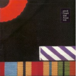 Pink Floyd ‎– The Final Cut - LP Vinyl - pochette Gatefold