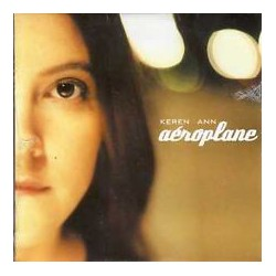 Keren Ann - Aéroplane - CD Single Promo