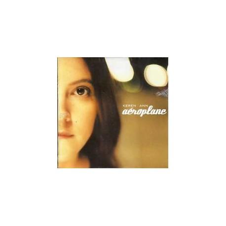 Keren Ann - Aéroplane - CD Single Promo