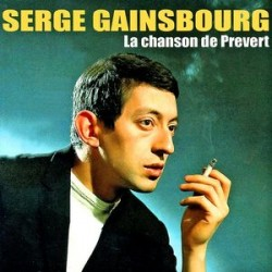 Serge Gainsbourg ‎– La Chanson De Prevert - CD Album