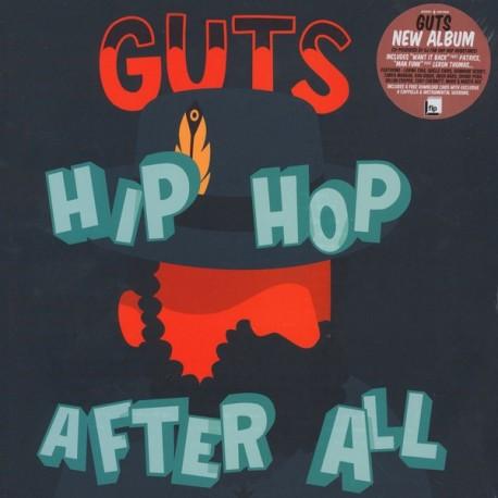 Guts – Hip Hop After All - Double LP Vinyl + MP3 Code