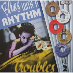 Blues With A Rhythm, Vol. 2 - Compilation - LP Vinyl 10 inches