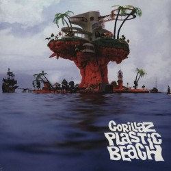 Gorillaz ‎– Plastic Beach - Double Vinyl LP
