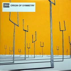 Muse ‎– Origin Of Symmetry - Double LP Vinyl
