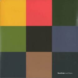 NewOrder ‎– Lost Sirens - LP Vinyl + CD Edition