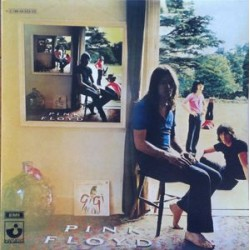 Pink Floyd ‎– Ummagumma - Double LP Vinyl - Coloured Yellow