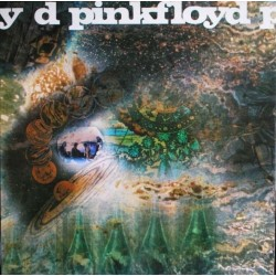 Pink Floyd ‎– A Saucerful Of Secrets - LP Vinyl - Coloured Red