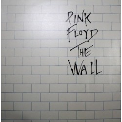 Pink Floyd - The Wall - Double LP Vinyl - Coloured Red - Brazil Edition