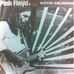 David Gilmour ( Pink Floyd ) ‎– The Island Tapes - LP Vinyl - Coloured Red