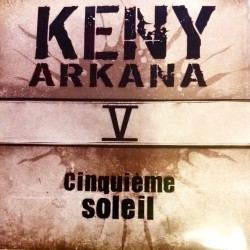 Keny Arkana - Cinquième Soleil - CD Single Promo