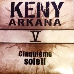 Keny Arkana - Cinquième Soleil - CD Single Promo