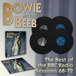 David Bowie - Live At The Beeb - The Best of Radio BBC Radio Sessions 1968-1972 - Vinyl Box Collector 4 LP