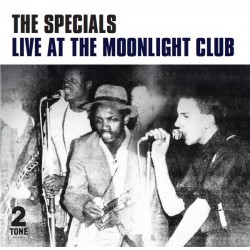 The Specials ‎– Live At The Moonlight Club - LP Vinyl