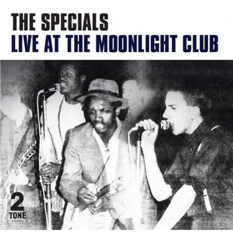 The Specials – Live At The Moonlight Club - LP Vinyl