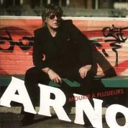 Arno - Mourir À Plusieurs - CDr Promo Single