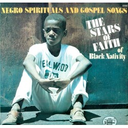 The Stars Of Faith ‎– Negro Spirituals And Gospel Songs - LP Vinyl