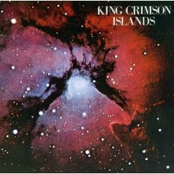 King Crimson ‎– Islands - LP Vinyl