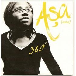 Asa - 360° - Cd Single Promo