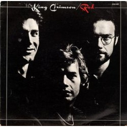 King Crimson ‎– Red - LP Vinyl