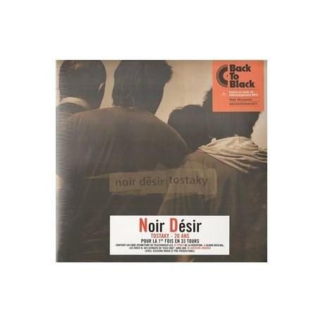 Noir Désir – Tostaky - LP Vinyl + MP3 Code - Pochette Gatefold