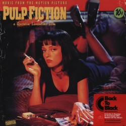 Pulp Fiction (Music From The Motion Picture) - Compilation - LP Vinyl