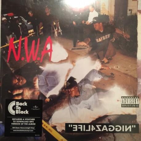 N.W.A – Efil4zaggin - LP Vinyl + MP3 Code
