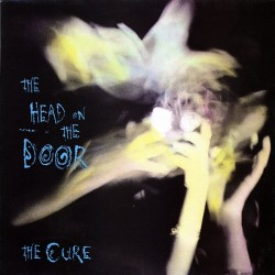 The Cure ‎– The Head On The Door - LP Vinyl + MP3 Code