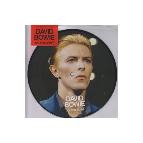 David Bowie – Golden Years - Picture Disc - 45 RPM Vinyl