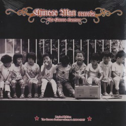 Chinese Man Records ‎– The Groove Sessions Volume 1 : 2004-2007 - Double LP Vinyl