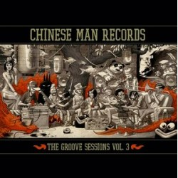 Chinese Man Records ‎– The Groove Sessions Vol. 3 - Triple LP Vinyl