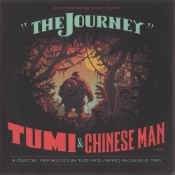 Tumi & Chinese Man ‎– The Journey - Double LP Vinyl - Coloured + MP3 Code