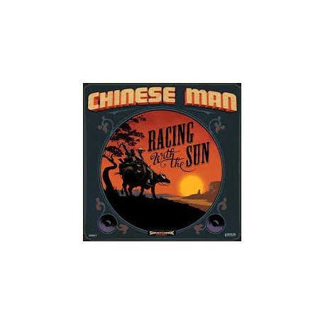 Chinese Man ‎– Racing With The Sun - Triple LP Vinyl