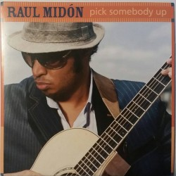 Raul Midón - Pick Somebody Up - CD Single Promo