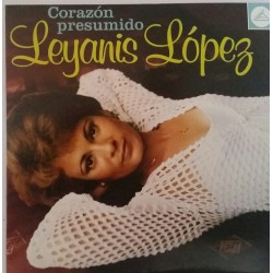 Leyanis López ‎– Corazón Presumido - CD Single Promo
