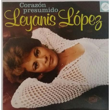 Leyanis López – Corazón Presumido - CD Single Promo