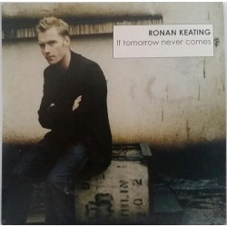 Ronan Keating ‎– If Tomorrow Never Comes - CD Single Promo