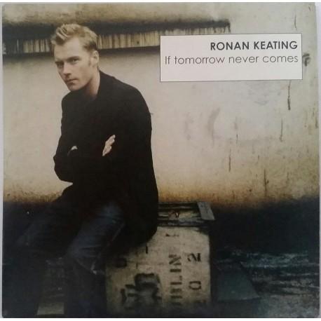 Ronan Keating – If Tomorrow Never Comes - CD Single Promo