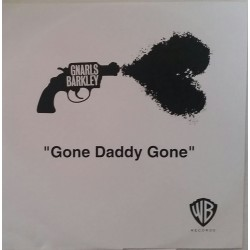 Gnarls Barkley ‎– Gone Daddy Gone - CDr Single Promo