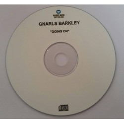 Gnarls Barkley ‎– Going On - CDr Single Promo