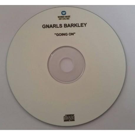 Gnarls Barkley – Going On - CDr Single Promo
