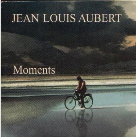 Aubert Jean Louis - Moments - CD Single 2 Tracks