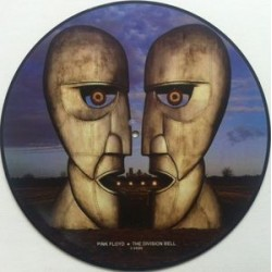 Pink Floyd ‎– The Division Bell - Piure Disc - LP Vinyl
