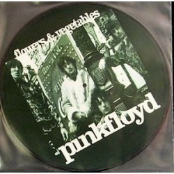 Pink Floyd ‎– Flowers & Vegetables - Picture Disc - LP Vinyl