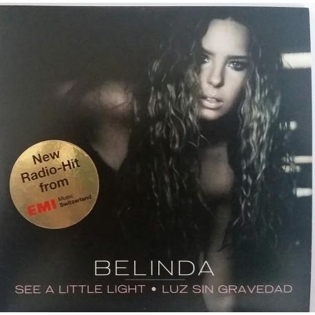 Belinda – See A Little Light - CD Single Promo 4 Tracks