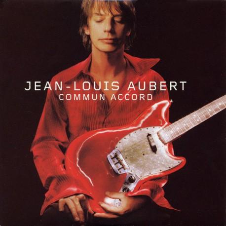 Aubert Jean Louis - Commun Accord - Cd Single