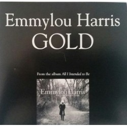 Emmylou Harris - Gold - CD Single Promo