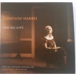 Emmylou Harris ‎– One Big Love - Digipack Gatefold - Special Edition Double CD + Interview