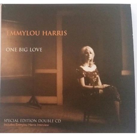 Emmylou Harris – One Big Love - Digipack Gatefold - Special Edition Double CD + Interview