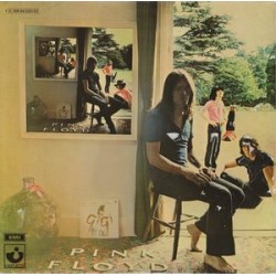 Pink Floyd ‎– Ummagumma - Double LP Vinyl - Coloured Blue